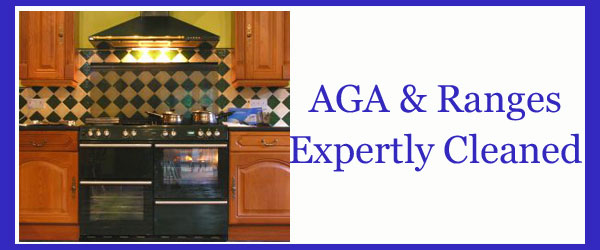 Aga & Range Cleaning