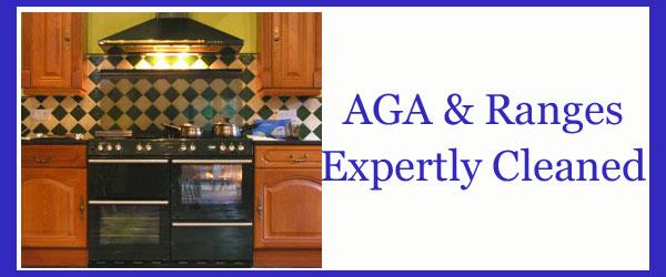 Aga & Range Cleaning