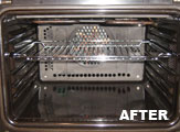 After Pro Oven Cleaning